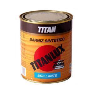 Barníz Sintético Titanlux Brillantes de 375ml